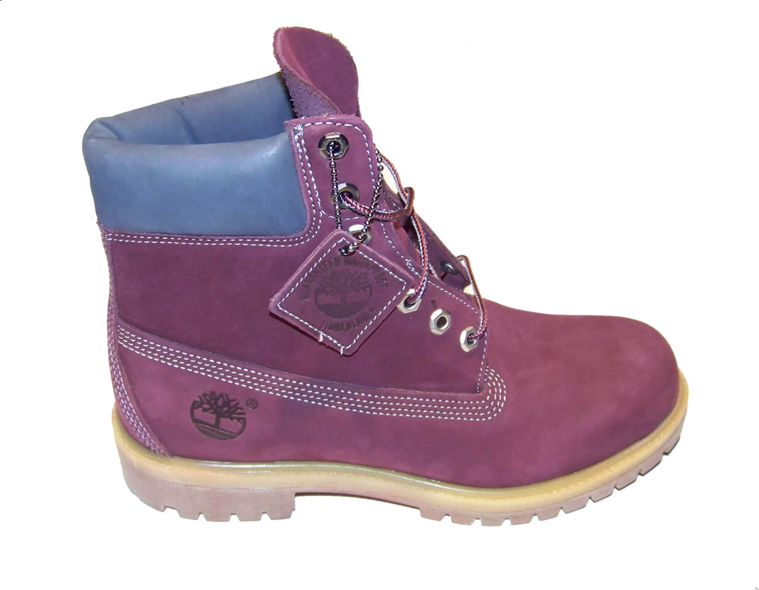 TIMBERLAND WATERPROOF SIX INCH PREMIUM BOOT RED FOR MENS HOMMES  3fb5edabd